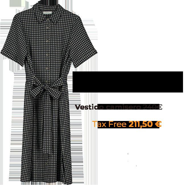 Vestido Camisero Sita Murt
