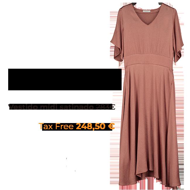 Vestido Midi Sita Murt