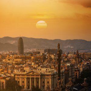 tour de compras por Barcelona